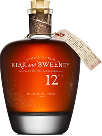 Kirk and Sweeney Rum 18 Year 750ml